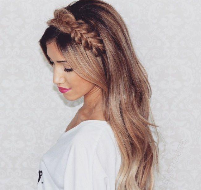 Inspiration : 32 coiffures à adopter quand on porte les cheveux longs ! - Coupe de cheveux