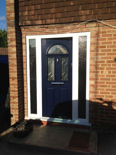 Composite door & 9 best Composite Doors images on Pinterest | Entrance doors Front ... pezcame.com