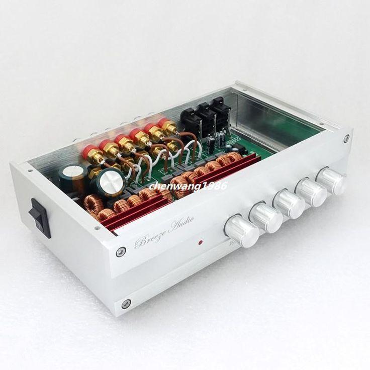 TPA3116 5.1 surround sound 6 channel SW 100W+50W*5 Amplifier Tone Adjust amp #QF