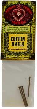 Coffin Nails (Clous de Cercueil) 9.95 or 6 for 7.96