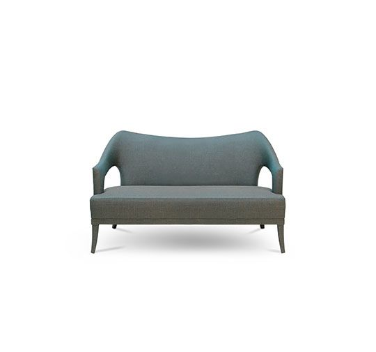 Nº20 | Samt Sofa | Velvet Sofa| Luxus Wohnzimmer | Luxury living room | Luxus Esszimmer | Luxury dining room www.brabbu.com