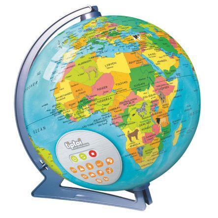 Ravensburger tiptoi® Interaktiver Globus (Halbschalen) 00558 bei baby-markt.at - Ab 20 € versandkostenfrei ✓ Schnelle Lieferung ✓ Jetzt bequem online kaufen!