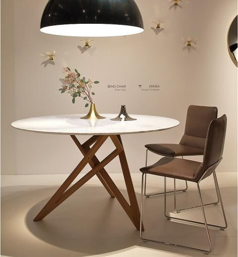 Modern Dining Tables From Extendable To Round Moderne Esstische Von Ausziehbar Bis Rund Fr In 2020 Modern Dining Table Dining Table Round Extendable Dining Table