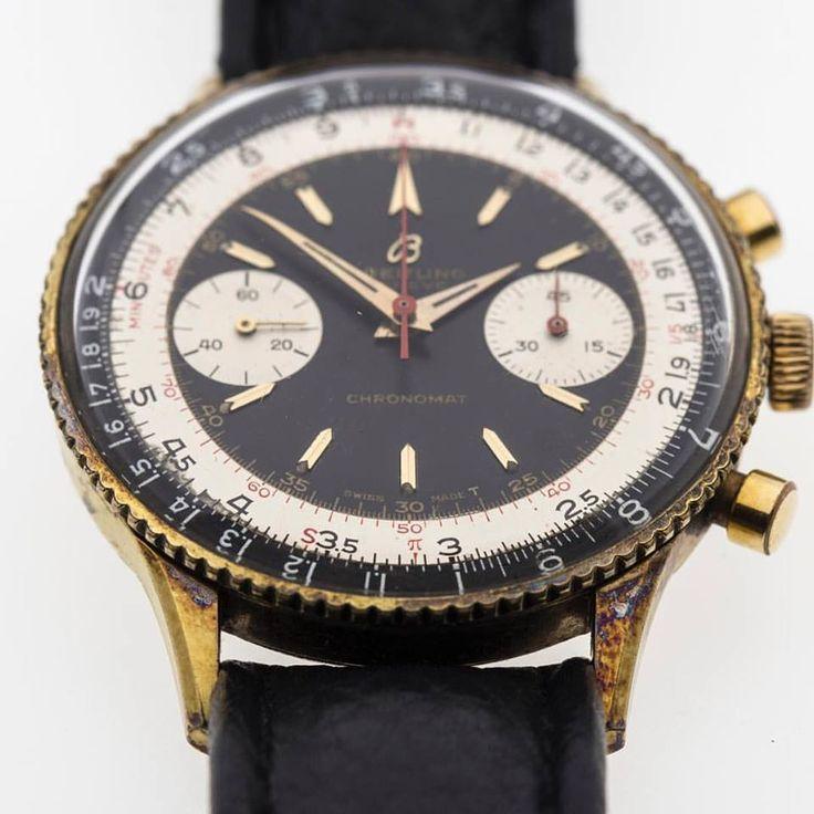 Breitlung Chronomat 808