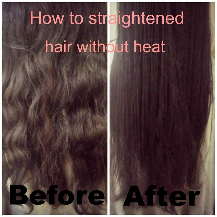 Superb 17 Best Ideas About Straighten Hair Without Heat On Pinterest Hairstyles For Men Maxibearus