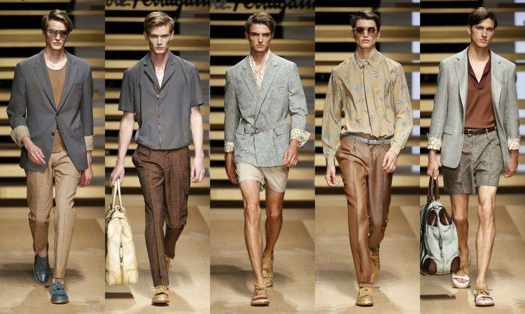 Salvatore Ferragamo  #Fashion #moda #men #hombre  http://cuchurutu.blogspot.com.es/2014/06/la-semana-de-la-moda-masculina-en-milan.html