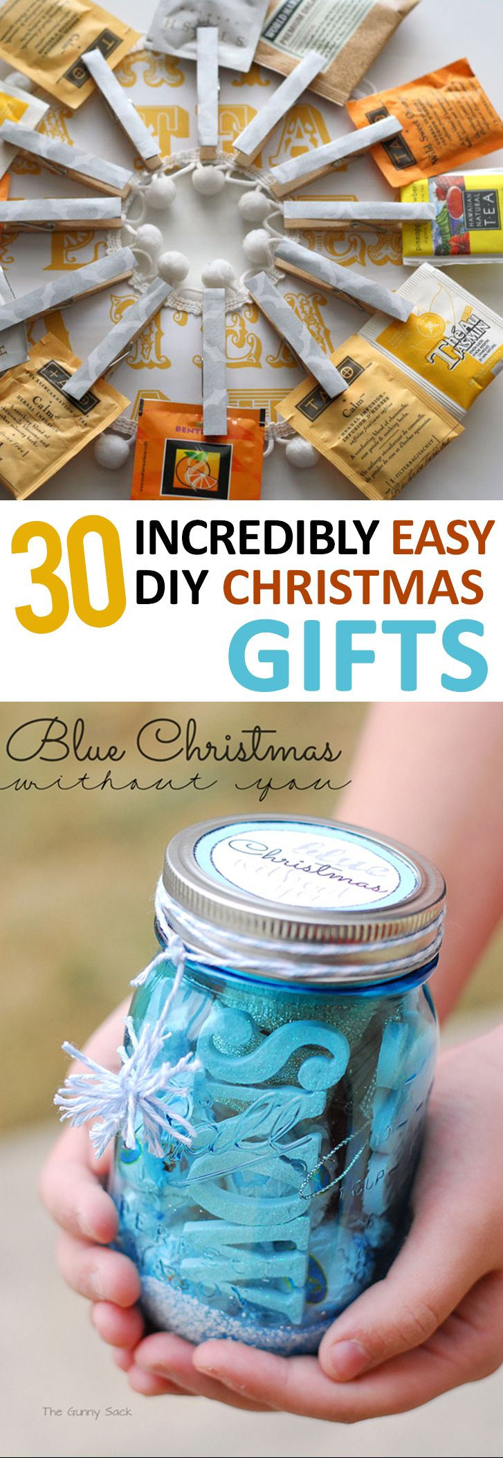 72 best images about gift ideas on pinterest Do it yourself christmas gifts