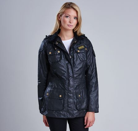Barbour - Barbour International -Speedway Waxed Jacket - 2015