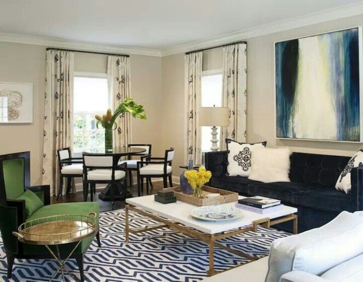 Navy Blue And Green Living Room 23 best ideas for the house images on pinterest | blue sofas, home