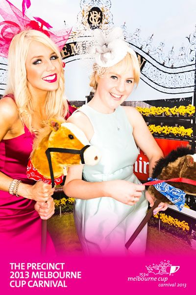 Check out my photo from the #MelbCupCarnival!
