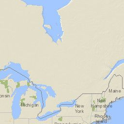 Interactive Travel Map | United States Forest Service