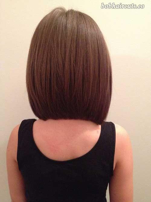 15 Long Bob Haircuts Back View #BobHaircuts