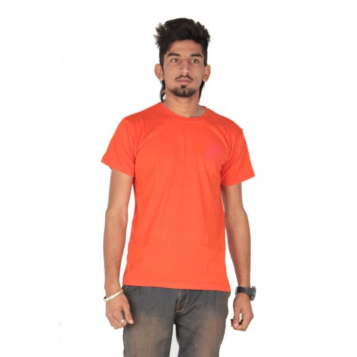 Posh 7 Orange Small Ball Cricket T Shirt http://goo.gl/8r95se