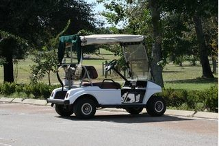 How to Repair Golf Cart Batteries | eHow