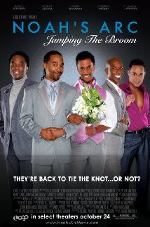 Noah's Arc: Jumping the Broom (2008) Poster