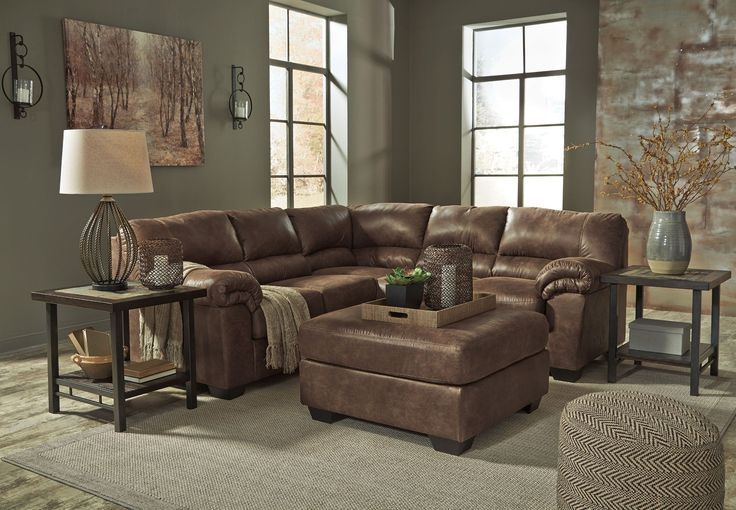 Best Bladen Coffee Sectional In 2020 Living Room Sectional 400 x 300