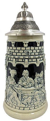 Stoneware Beer Steins Archives - German Beer Glasses