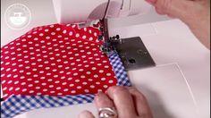 Truco de costura: cómo coser el bies perfecto   Manualidades