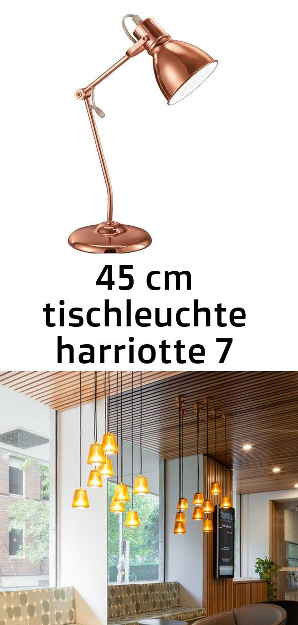 45 Cm Tischleuchte Harriotte 7 Lamp Decor Home Decor