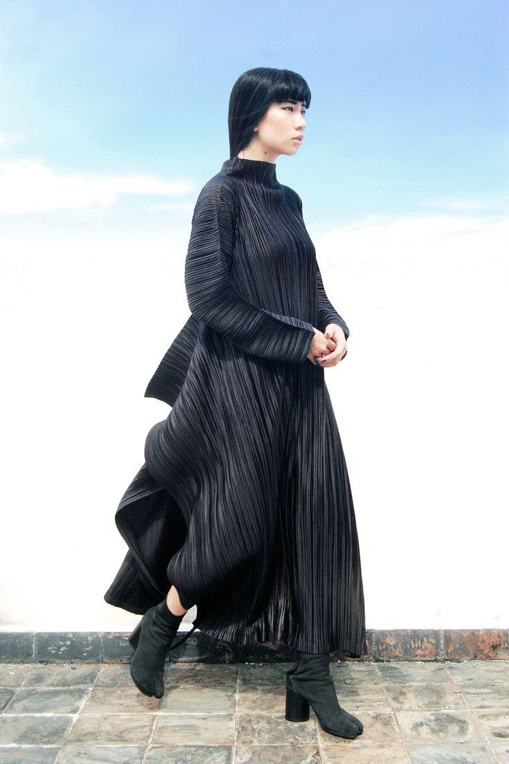 Issey Miyake via The Rosenrot | For The Love of Avant-Garde Fashion