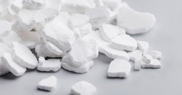 Calcium chloride is used in pharmacology and happens to be an ingredient used in vaccines. #featured_mcat_vaccination