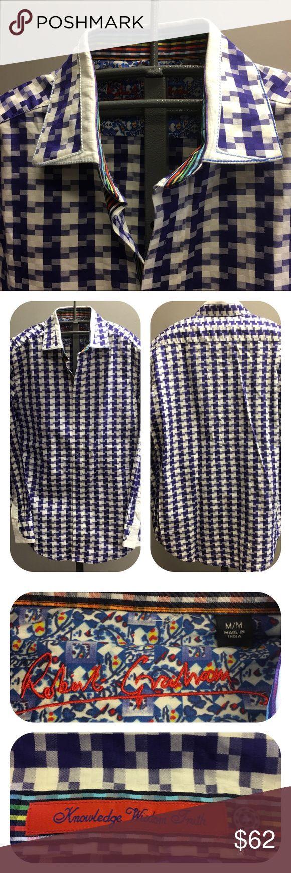 Selling this Robert Graham Men's Button Down Shirt on Poshmark! My username is: dandies. #shopmycloset #poshmark #fashion #shopping #style #forsale #Robert Graham #Other