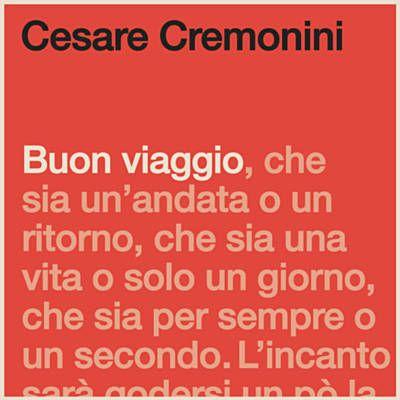 Trovato Buon Viaggio di Cesare Cremonini con Shazam, ascolta: http://www.shazam.com/discover/track/244152417