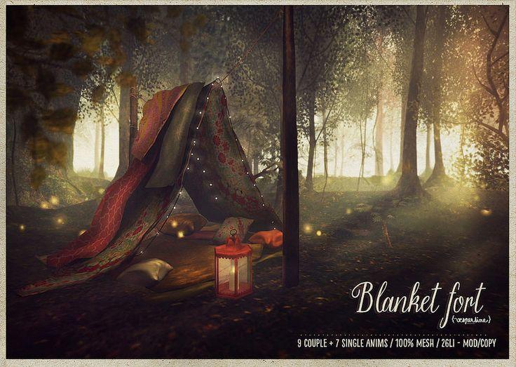 Vespertine - Blanket fort.