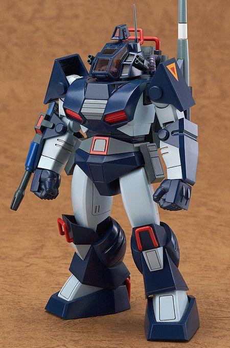 COMBAT ARMORS MAX 01: 1/72nd Scale Combat Armor Dougram