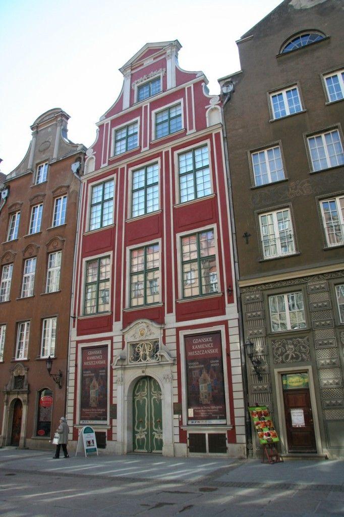 Dom Uphagena - Muzeum Wnętrz Mieszczańskich | #gdansk #sightseeing #pinspiration