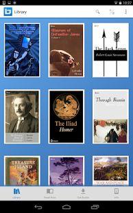 Bluefire Reader- screenshot thumbnail