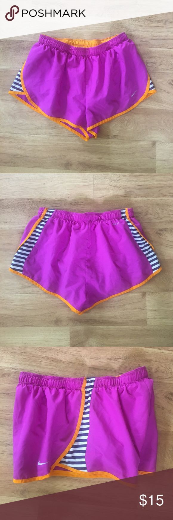 Cute Nike Dri Fit shorts! Cute Nike Dri Fit shorts! Size small, lined inside! Nike Shorts