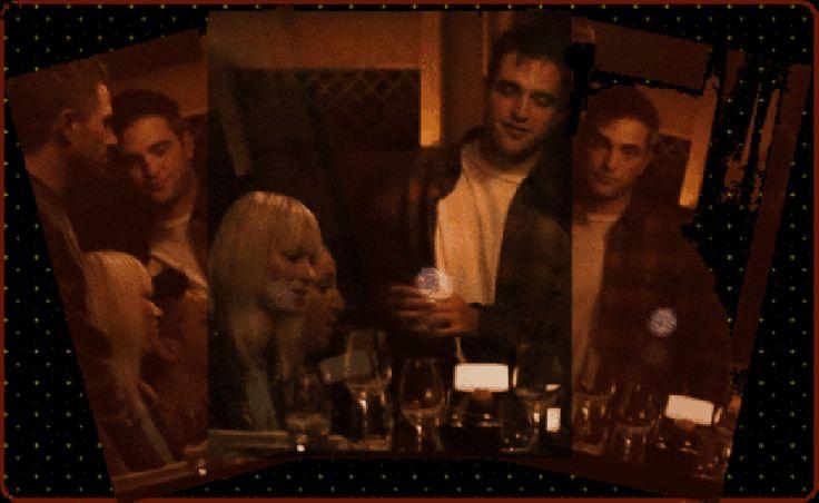 Robert Pattinson Jantando No Restaurante Otto Ristorante Em Sydney Robert Pattinson se encontra na Austrália para divulgar o longa The Rover durante a 60ª edição do Festival de Cinema de Sydney. Hoje, 06 de junho, Robert e seus companheiros de The Rover foram fotografado enquanto jantava em Sydney no restaurante Otto Ristorante em Woolloomooloo, à beira-mar.