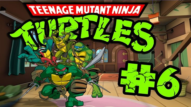 Retro Now|Teenage Mutant Ninja Turtles:Turtles in Time Stage#6|HD
