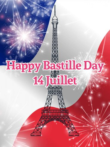 bastille day party paris