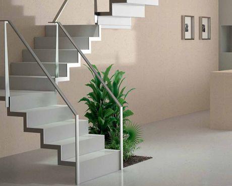 M s de 1000 ideas sobre pasamanos en pinterest - Escaleras y barandillas ...