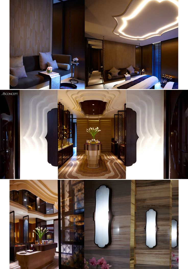 The Oriental Spa at Mandarin Oriental, Singapore by AB_Concept_HK
