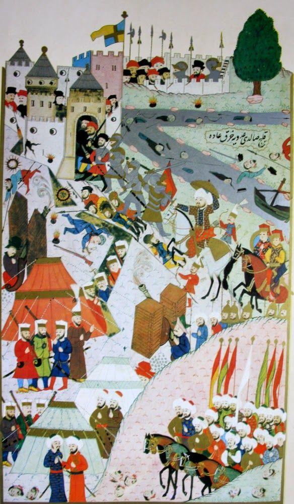 OĞUZ TOPOĞLU : fatih sultan mehmed belgrad kalesi muhasarası, hün...