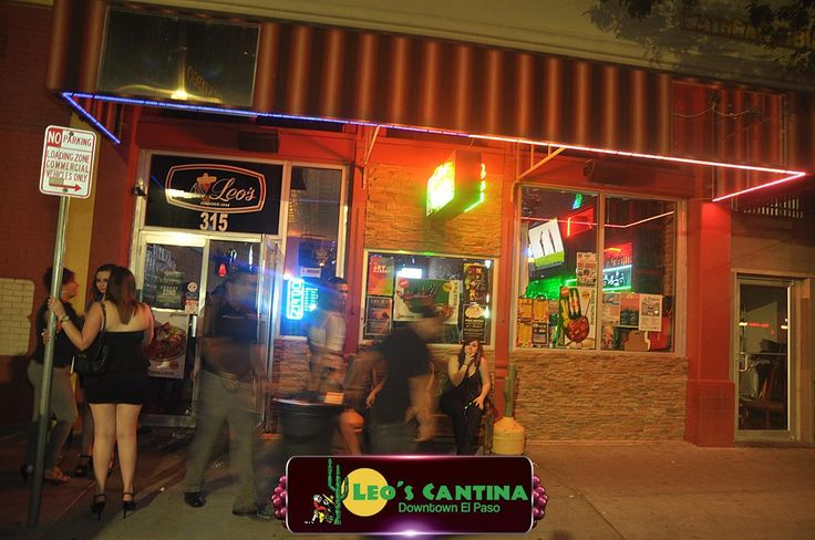 Clubs Downtown El Paso