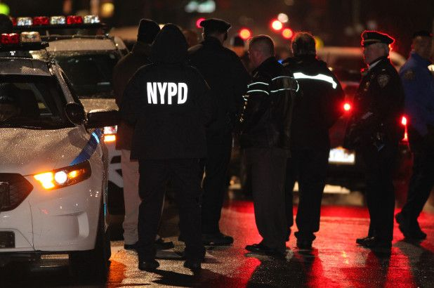 Masked attacker fatally stabs grandparents outside Brooklyn home