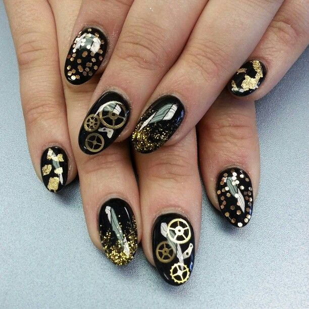 I just like the shape of the nail, that's what i want.