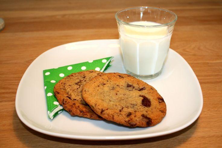 My favorite cookie recipe (in Danish)