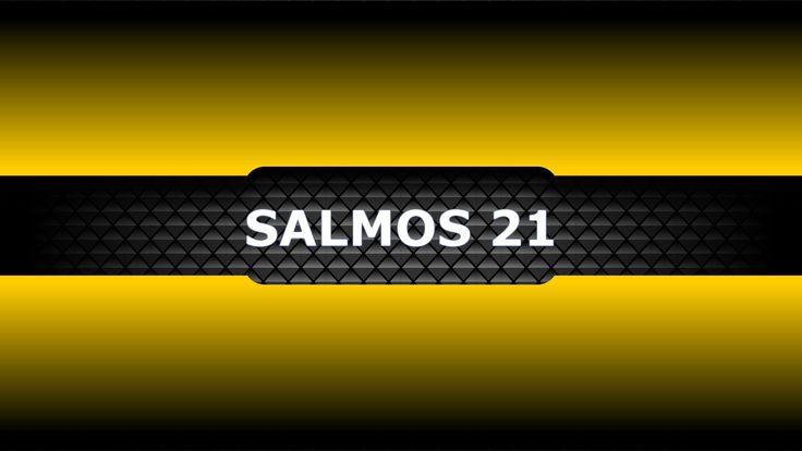 Salmos 21 - Cid Moreira - Bíblia em Áudio