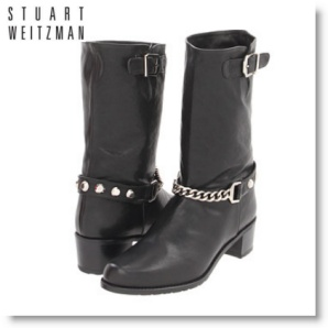 Stuart Weitzman Citywax Boots