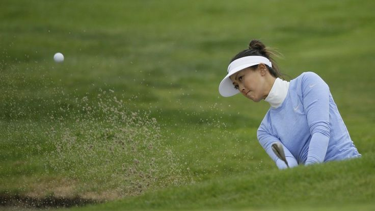 Michelle Wie Withdraws from Swinging Skirts Due to Neck Spasms