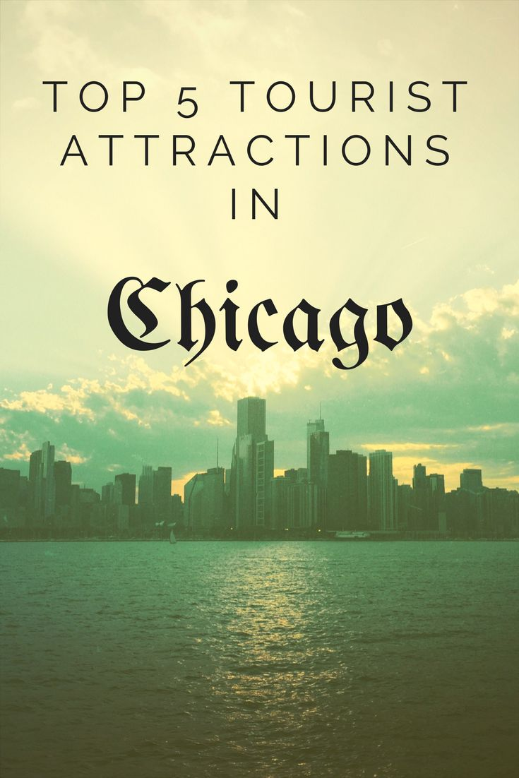 Top 5 Tourist Attractions in Chicago! Must see list of what to do if you are in Chicago for a few days.