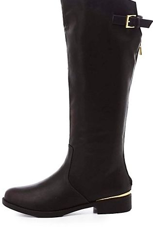 Get these fantastic boots for only $27.60 at Charlotte Russe!!!   http://www.coupondad.net/charlotte-russe-promo-code/ #shoes #boots