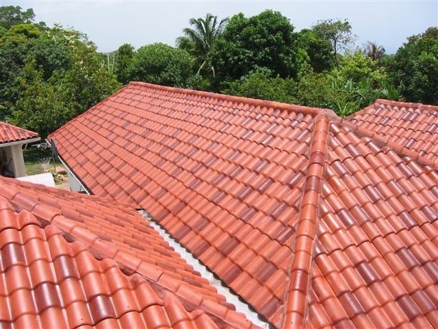17 best images about tile roofs on pinterest torrance for Spanish style roof tiles