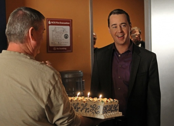 "Birthday Boy    Sean Murray celebrated his birthday during the shooting of ""Shabbat Shalom."" It's never too late to wish him a belated birthday message!"