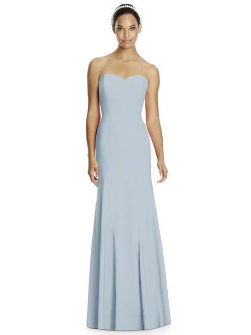 Studio Design Shimmer Bridesmaid Dress 4515